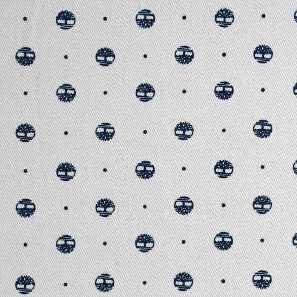 Cotton RFD Base Circular Print Fabric