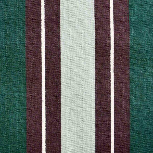 Multi Color Stripe Print Fabric