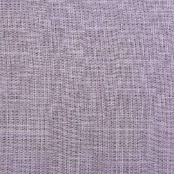 Viscose Purple Color Slub Dyed Fabric