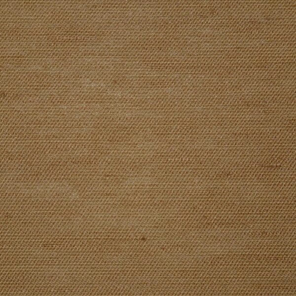 Cotton Linen Rust Color Dyed Fabric