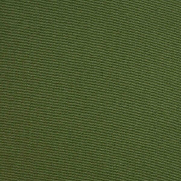 Cotton Lycra Olive Color Dyed Fabric