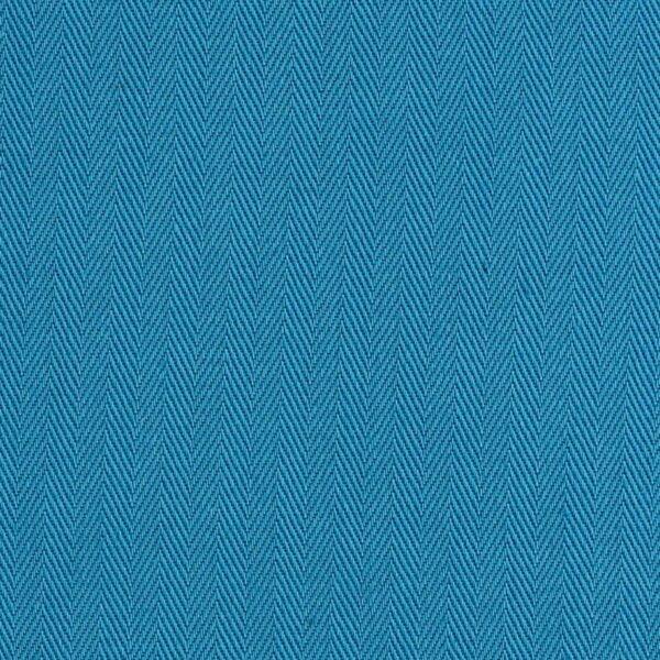 Dark Sky Blue Dye Herring Bone Fabric