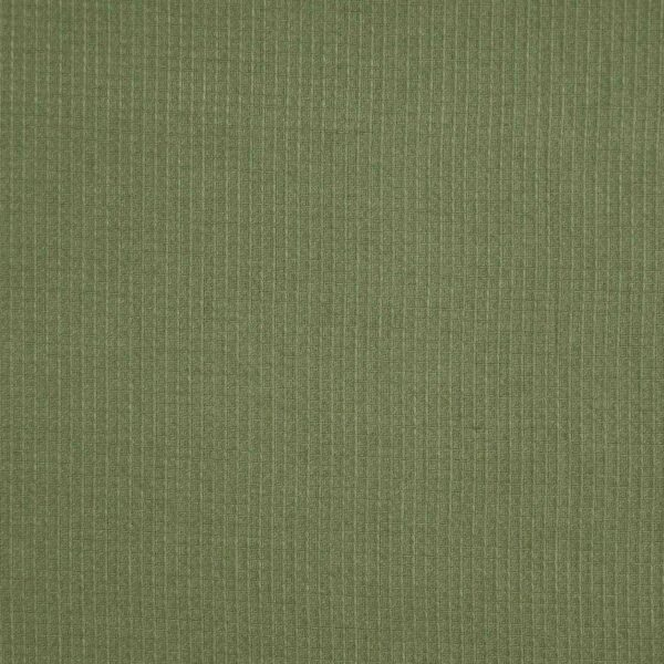 Green Color Dyed Honey Comb Fabric