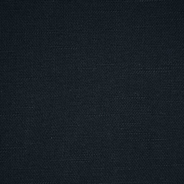 Black Dyed Double Cloth Cotton Fabric