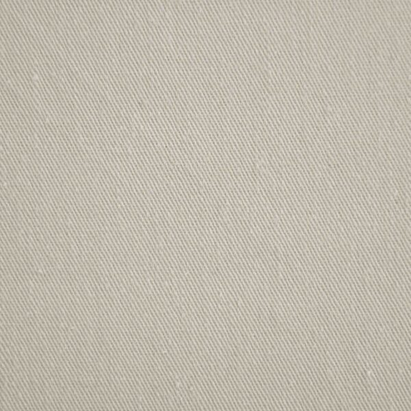Beige Color Twill Solid Cotton Fabric