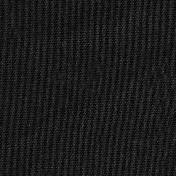 Black Solid Viscose Lycra Fabric