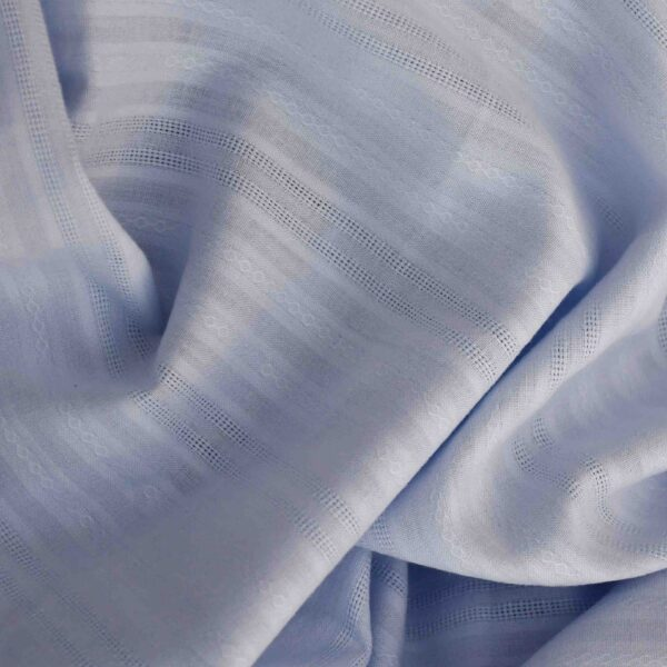 Light Blue Dyed Cotton Fabric