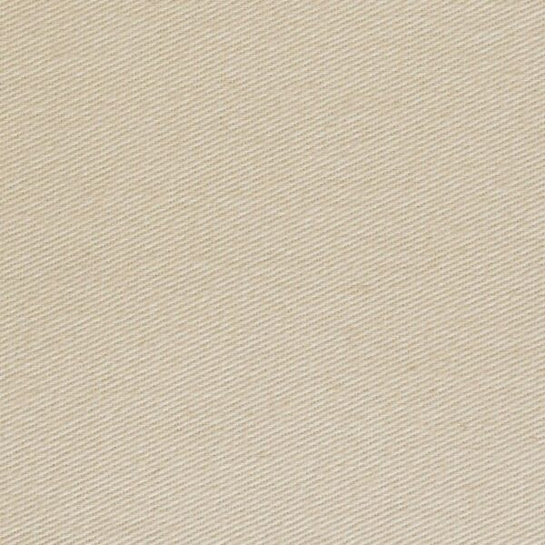 Cotton Beige Solid Brushed Fabric