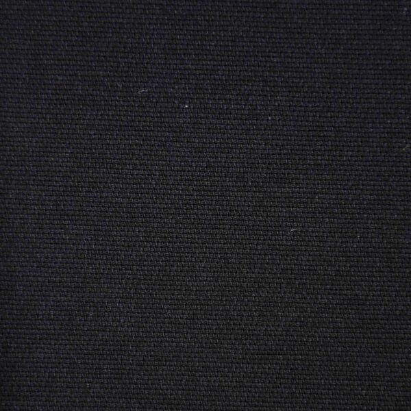 Black Dyed Twill Cotton Fabric