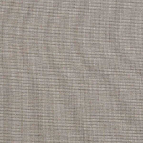 Cotton Polyester Beige Color Solid Fabric