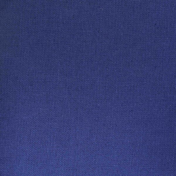 Blue Dyed Cotton & Flex Fabric