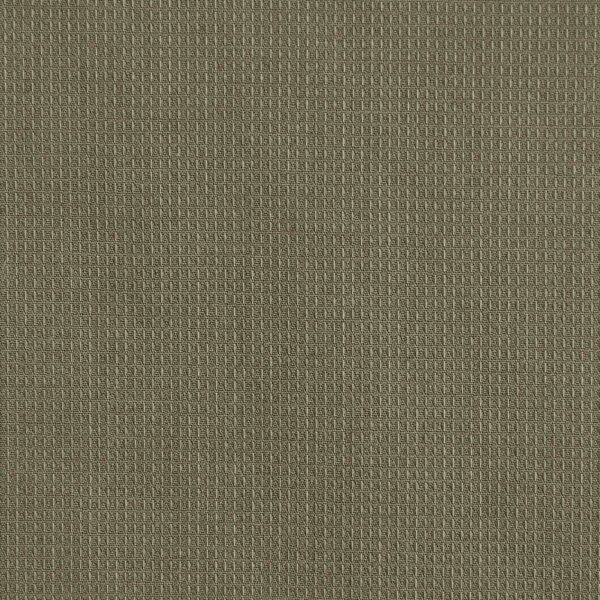 Olive Color Honey Comb Solid Fabric