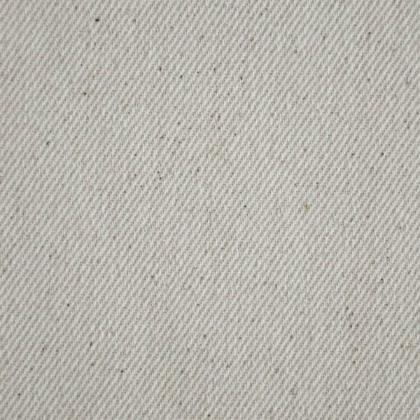 Natural Color Solid Drill Cotton Fabric