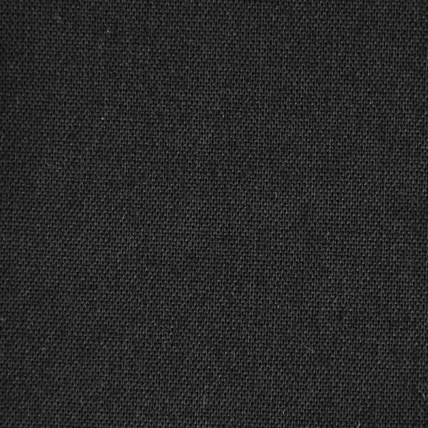 Black Dyed Viscose & Lycra Fabric