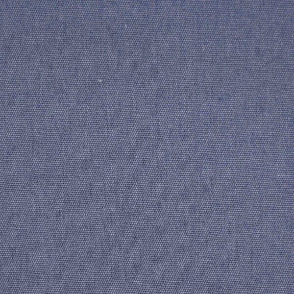 Cotton Light Blue Dyed Woven Fabric