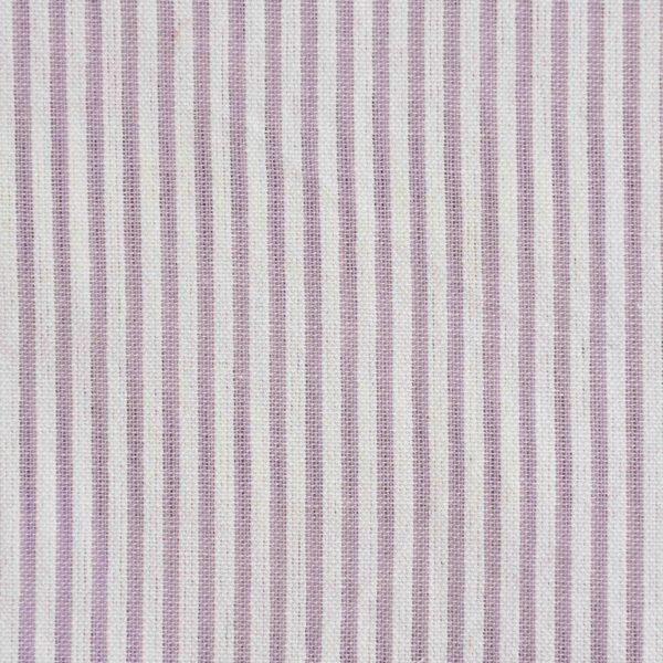 Cotton Pink Stripe Yarn Dyed Fabric