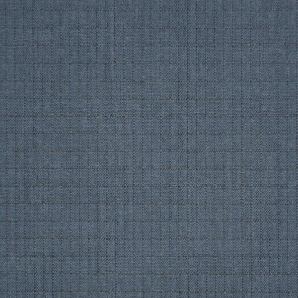 Cotton Light Blue Dyed RibStop Fabric