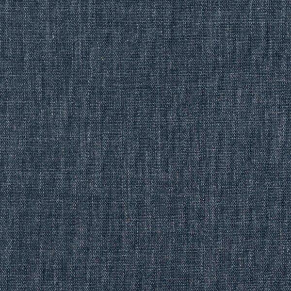 Cotton Poly Heather look Light Navy Fabric