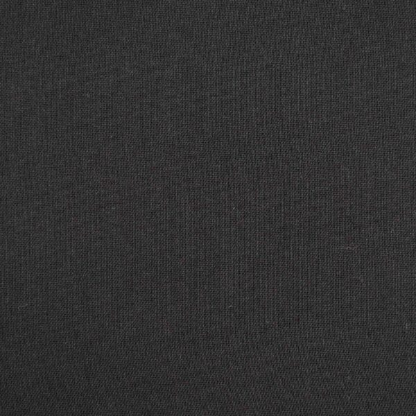 Viscose Black Color Dyed Woven Fabric