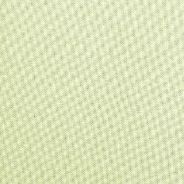 Cotton Light Green Dyed Woven Fabric