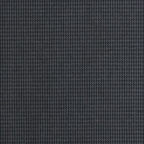 Cotton Lycra Yarn Dyed Houndstooth Fabric