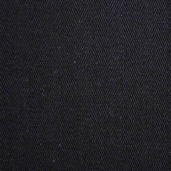 Cotton Herring Bone Dyed Woven Fabric