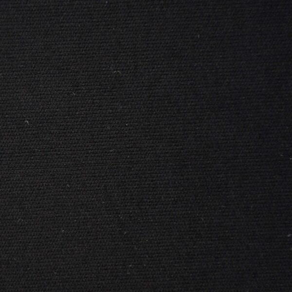 Cotton Black Color Dyed Oxford Fabric