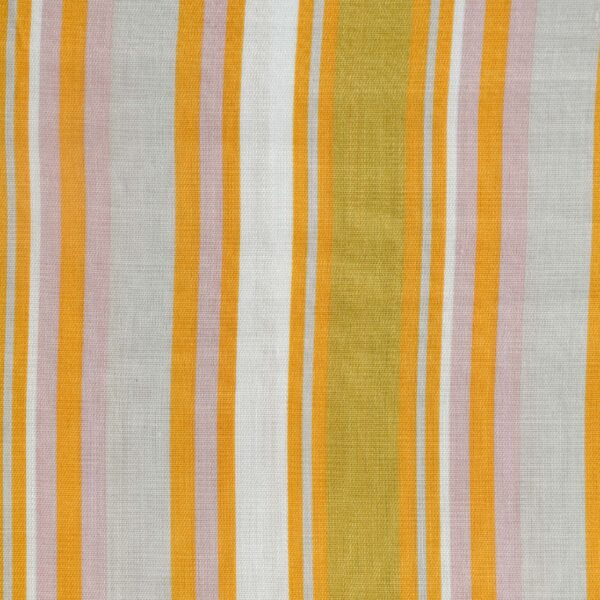 Lyocell Multi Color Yarn Dyed Stripe Fabric