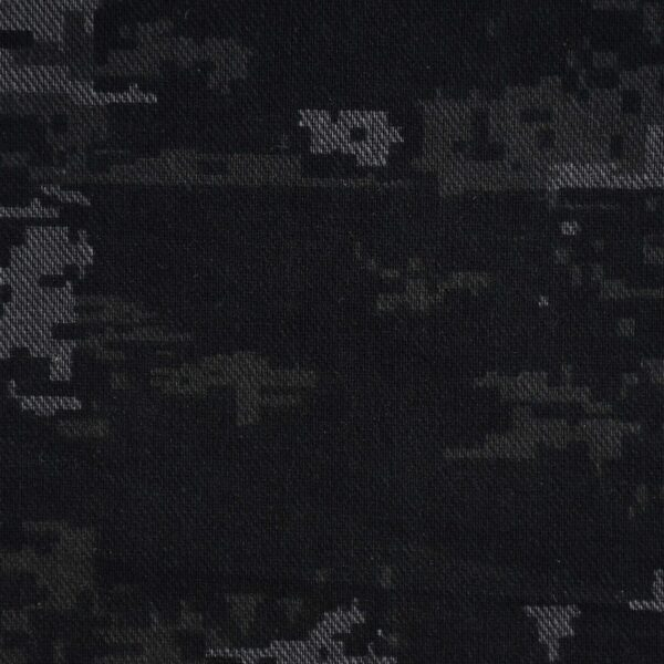 Cotton poly Camouflage Print Fabric