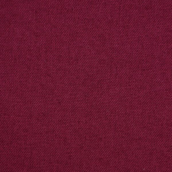 Cotton Maroon Dyed Oxford Fabric