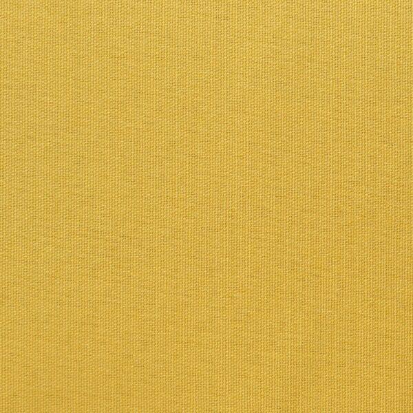Cotton Dark Yellow Oxford Woven Fabric