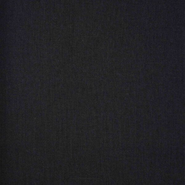Cotton Black Color Dyed Woven Fabric