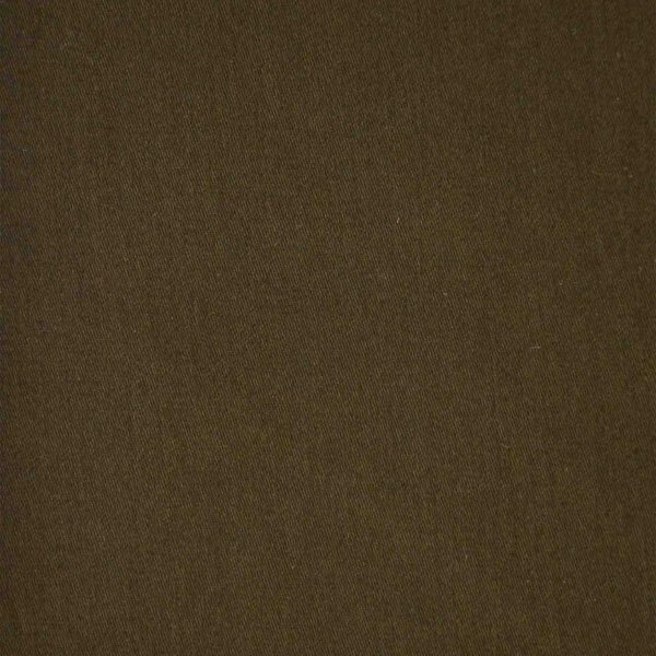 Cotton Dark Green Dyed Woven Fabric