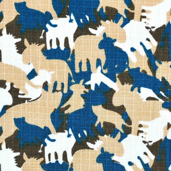 Cotton Animal Print Fabric
