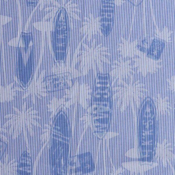 Cotton Beach Print Fabric