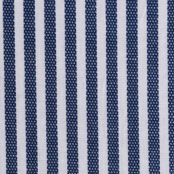 Cotton Blue Stripe Yarn Dyed Fabric