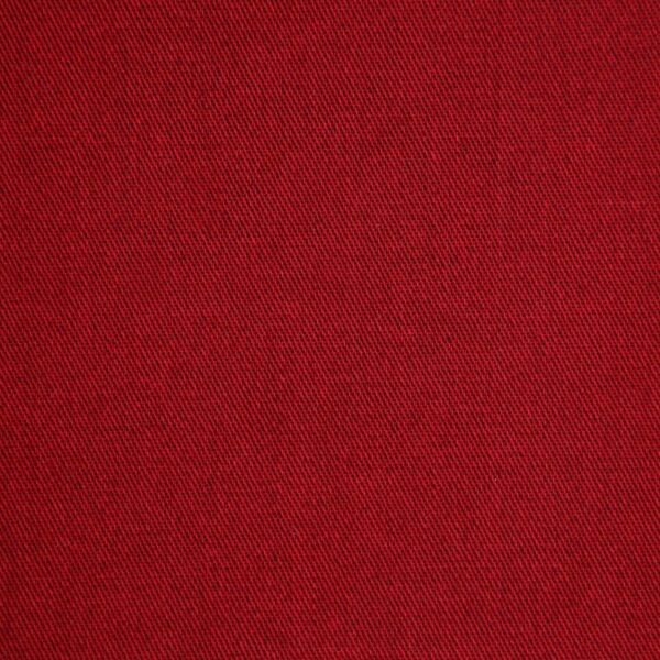 Cotton Lycra Maroon Dyed Woven Fabric