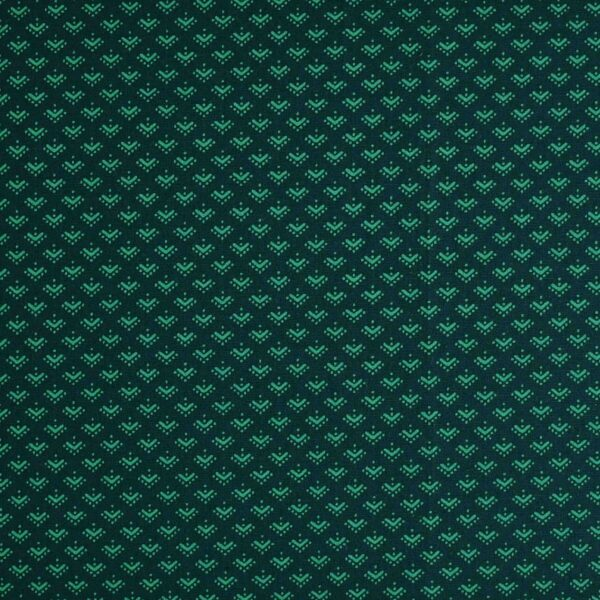 Cotton Lycra All Over Print Fabric