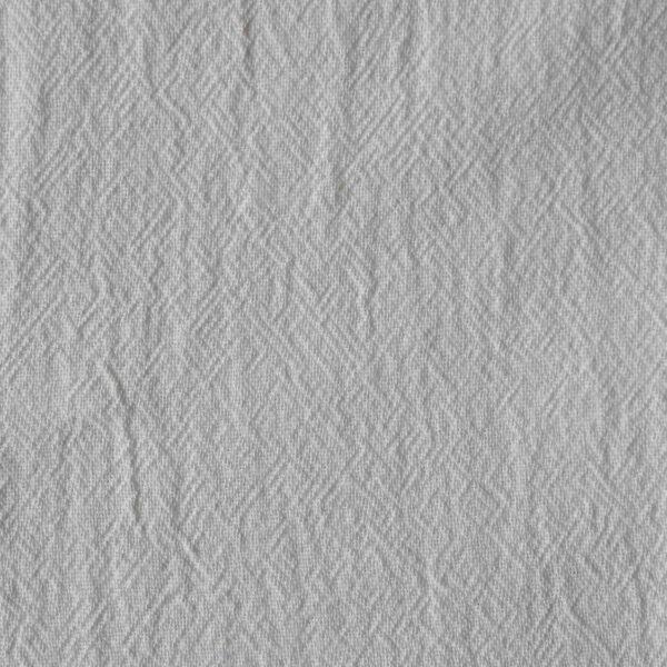 Cotton Flax Plain RFD Woven Fabric