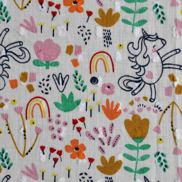 Cotton All Over Print Woven Fabric